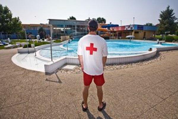 V tomto bazéne zomreli dve deti.