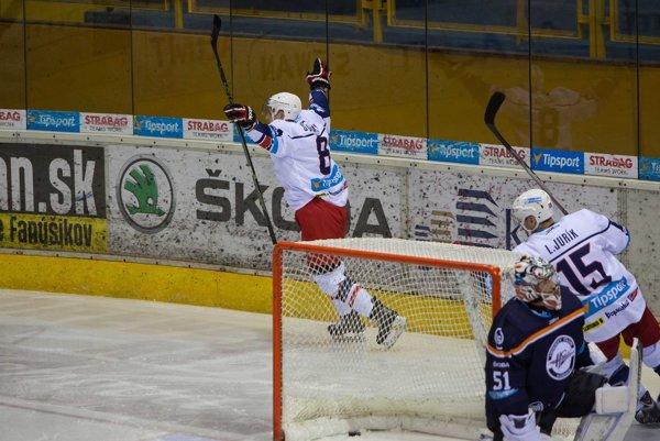 Úvodný gól zápasu dal v 23. minúte Šišovský.