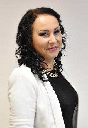 Hana Melová.
