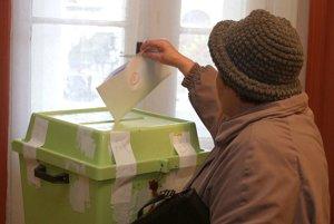 Voľby do VÚC budú 4. novembra.