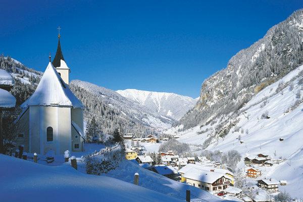 Počas adventu má Großarle jedinečnú atmosféru