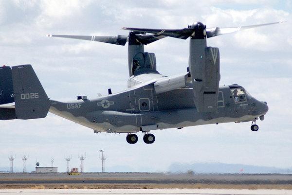 CV-22 OSPREY.