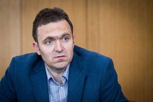 Člen Rady pre rozpočtovú zodpovednosť Ľudovít Ódor.