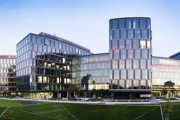 Digital Park ponúka viac ako 74 000 štvorcových metrov kancelárskych priestorov.