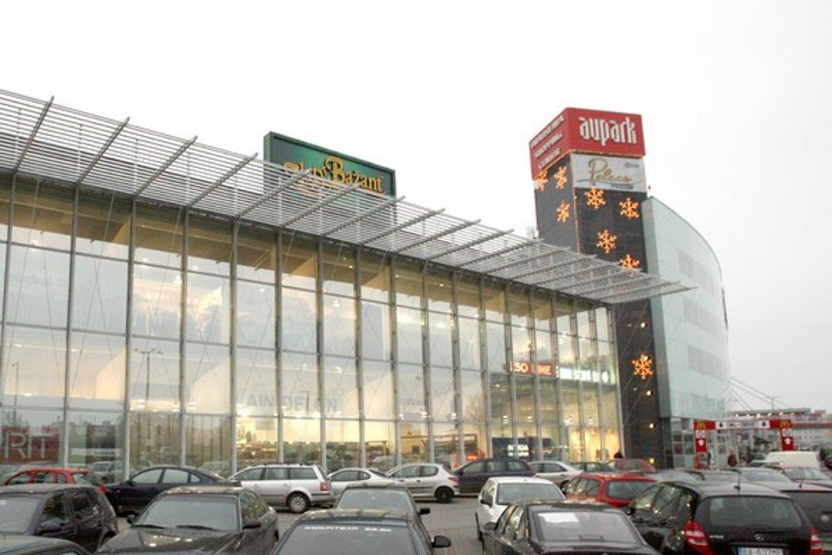 Bratislavské obchodné centrum Aupark Shopping Centrum dokončili v roku  2007 646df012aee