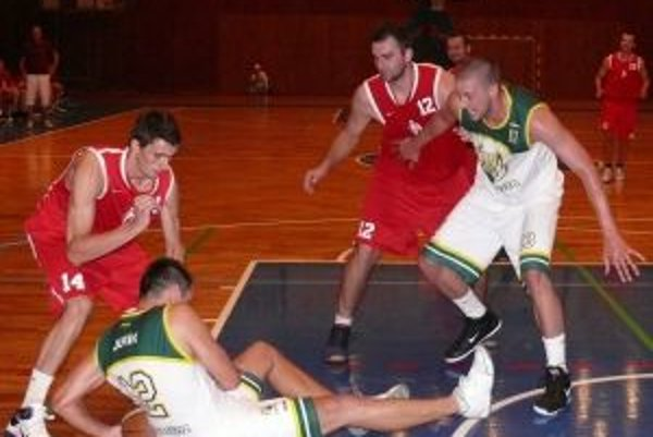 Trénerská výmena by mala pomôcť prievidzským basketbalistom k zlepšeniu herného prejavu.