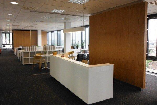 Budova po obnove získala certifikát pre zelené budovy BREEAM In Use. Dáva sa firmám s úspornou prevádzkou.