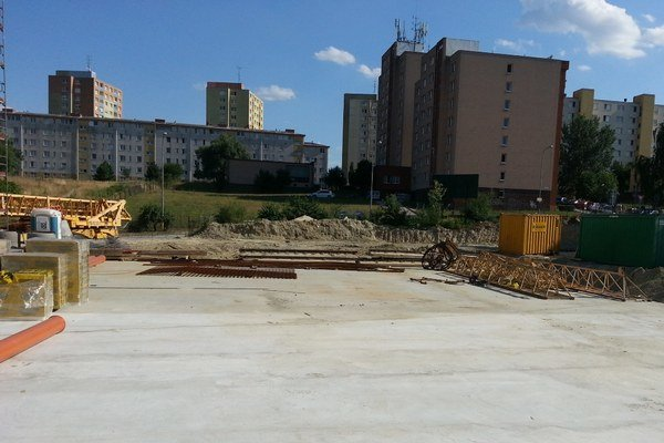 Ďalšia časť stavieb by sa mala kolaudovať v novembri budúceho roka.