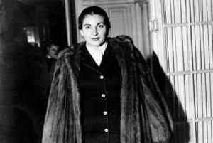 Maria Callas v roku 1951