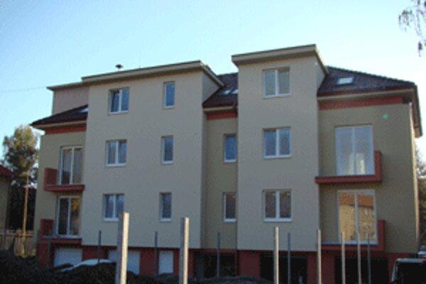 Sídlisko Píly v Prievidzi bude bohatšie o desať nových bytov.
