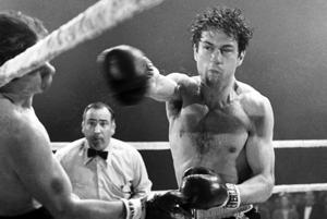 Aj vo filme Zúriaci býk (1980) mal hlavnú úlohu de Niro.