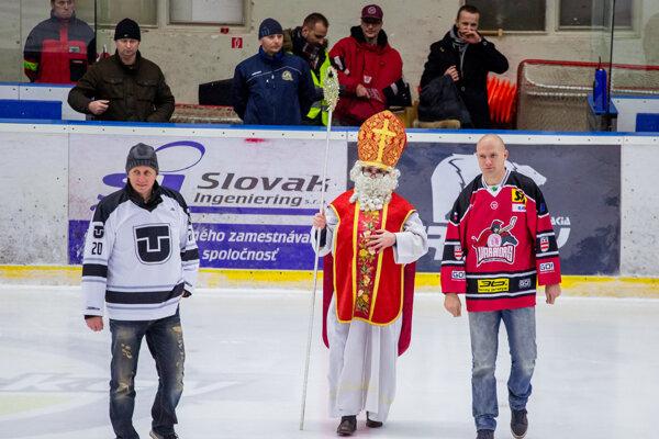 Rasťo Staňa, Mikuláš a Martin Štrbák