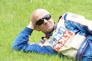 Úspešný Prešovčan. Igor Drotár v roku 2016 vybojoval titul šampióna v pretekoch automobilov do vrchu na Slovensku aj v Poľsku.