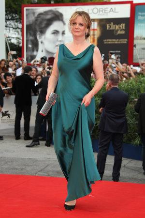 Herečka Emily Watsonová (50)