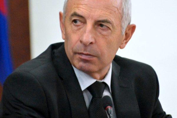 Dušan Laššák, súčasný hlavný kontrolór mesta Martin
