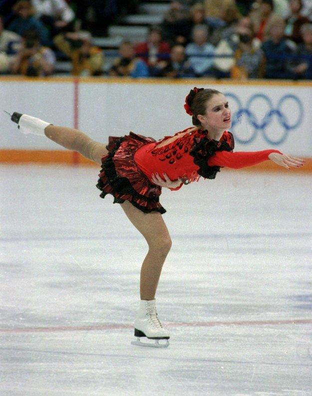 Ako Carmen na ľade v roku 1988