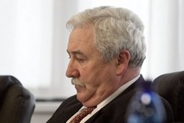 Sudca Najvyššieho súdu Igor Burger.
