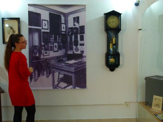 Výstava je v Tekovskom múzeu otvorená na 12. marca.