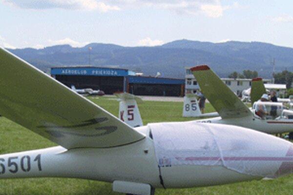 Organizátori z Prievidze zorganizovali výborný svetový šampionát v bezmotorom lietaní.
