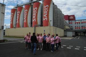 Pivovar vo Veľkom Šariši (okres Prešov).
