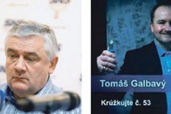 Slota a Galbavý skončili.
