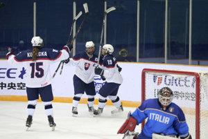 Slovenské hokejistky zabojujú o účasť na olympijských hrách.