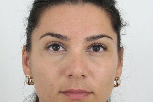 Hľadaná 34-ročná Andrea Vlčeková.