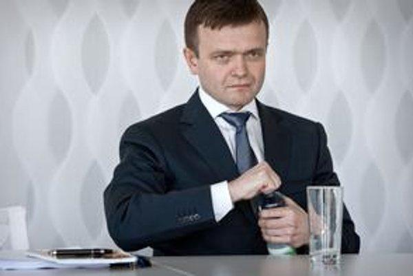 Jaroslav Haščák hovoril len s novinármi, ktorých si vybral. Nakrúcať sa nesmelo.