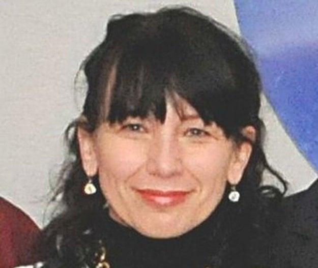 Zuzana Valocká, starostka Žabokriek.