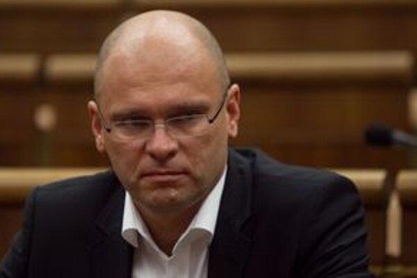 Voľby 2O2O: Za stranu SaS sa dostal do parlamentu aj Richard Sulík.