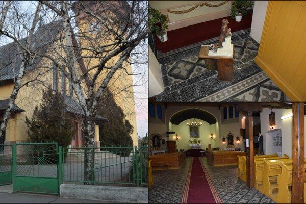 Neznámy páchateľ sa vlámal do rímsko-katolíckeho kostola v Hurbanove.