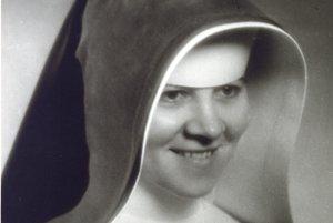 v Krivej na Orave sa pred 100 rokmi 24.decembra 1916 narodila Cecília - prvá blahoslavená Slovenka - Sr. Zdenka Schelingová.