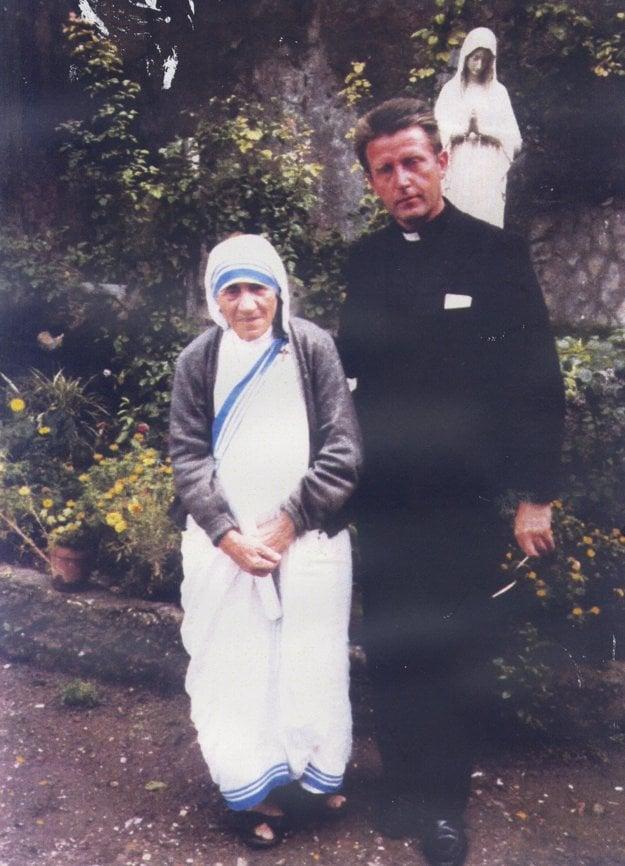S Matkou Terezou