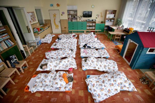 Bratislavské mestské časti plánujú v roku 2017 rekonštruovať viaceré materské školy.