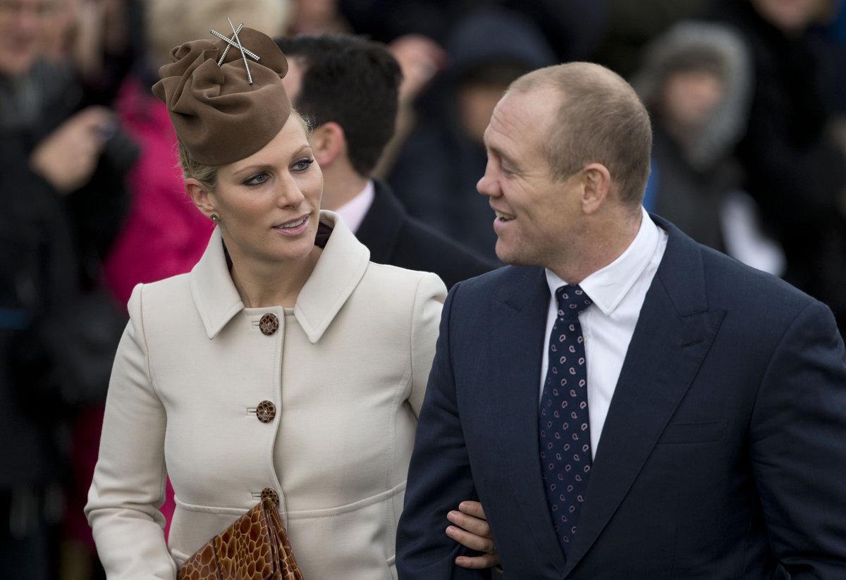 f94d3fc77f Vnučka britskej kráľovnej Zara Tindallová potratila dieťa - Svet SME
