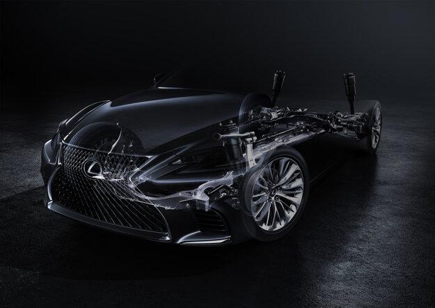 Prvý obrázok nového Lexusu LS viac skrýva ako odhaľuje