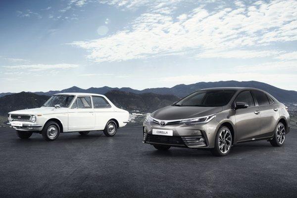 Toyota Corolla má 50 rokov