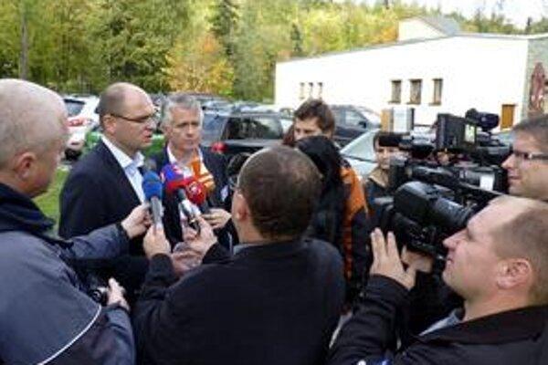 SaS mala cez víkend programovú konferenciu v Tatrách. Všetci čakali, čo povedia o eurovale.