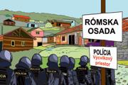 Obálka čísla Romano nevo ľil z januára 2015.