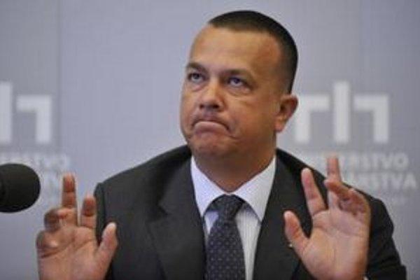Podpredseda SaS Juraj Miškov.