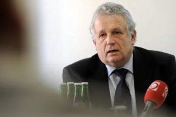 Predseda SAV Jaromír Pastorek.