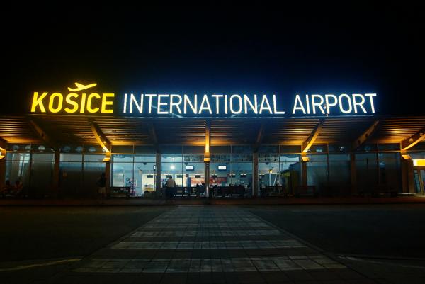 Letisko Košice. Teší sa z nárastu cestujúcich.