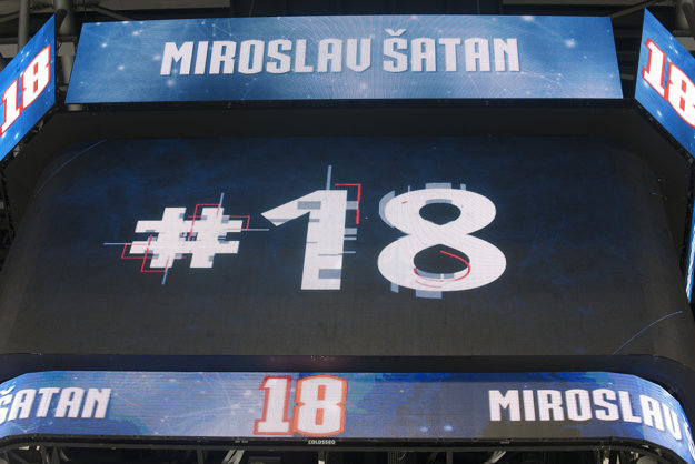 Povestná osemnástka je už v Sieni slávy Slovana Bratislava.