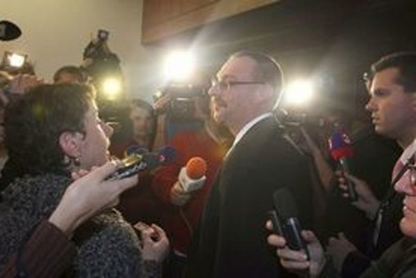 """Podľa správy """"pohon"""" na Trnku pripomínal kampaň proti Rudolfovi Slánskému z päťdesiatych rokov."""