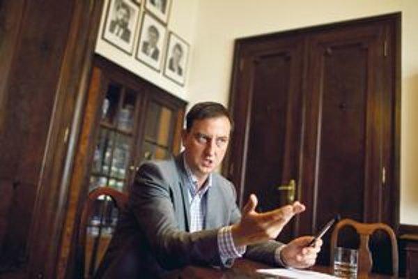 Daniel Krajcer považuje RTVS za inštitúciu, ktorá má pre spoločnosť význam aj kultúrny a vzdelávací.