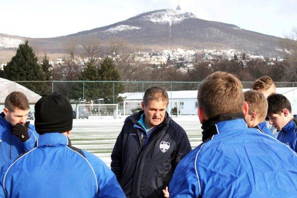 Staronový tréner Ivan Galád zasadol tretíkrát na lavičku FC Nitra.