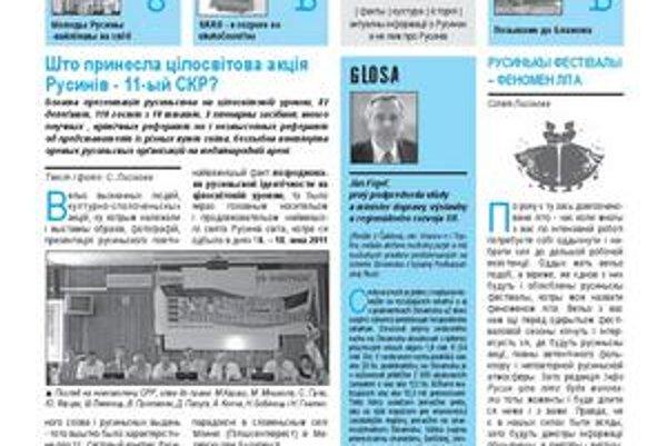 Info Rusín.