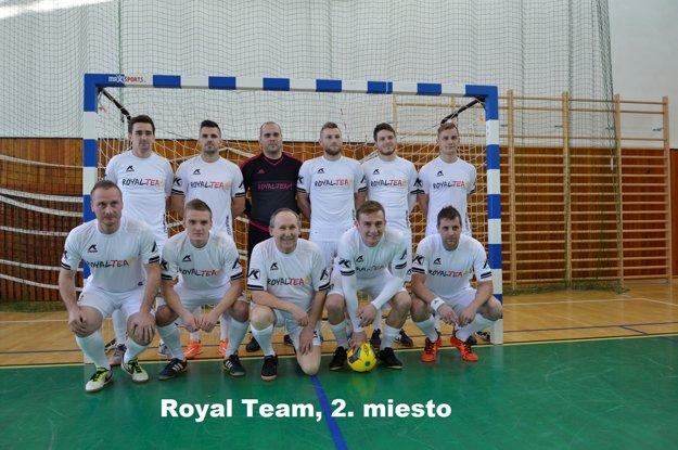2. miesto: Royal Team