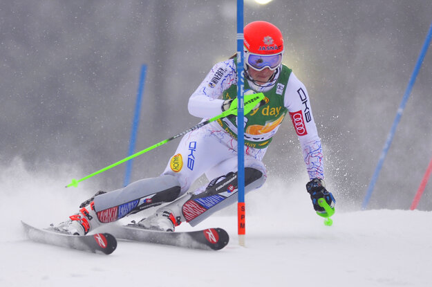 Naposledy v Maribore skončila Petra Vlhová štvrtá.