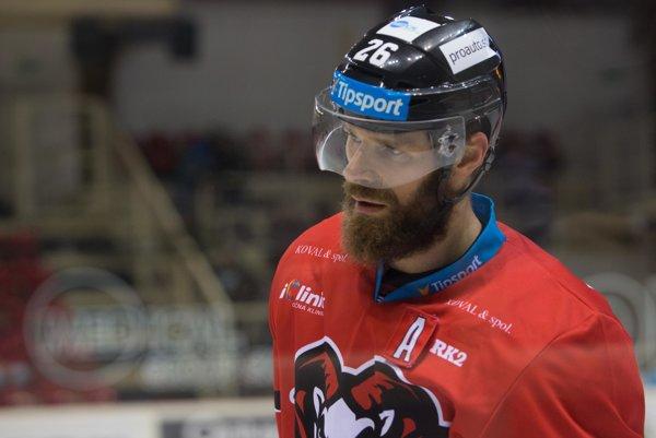 Michal Handzuš zabojuje v banskobystrickom drese opäť o slovenský titul.